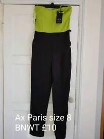 Jumpsuit size 8