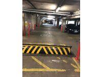 Secure underground parking in Marble Arch, W2