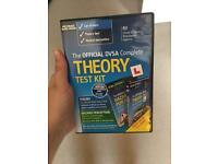 Theory test PC disks