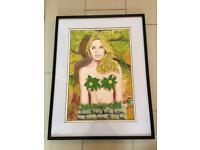 Jamie crabbe artist watercolour fantasy princess