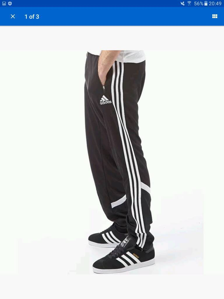 Adidas ClimaCool training pants/joggers xxxl brand new