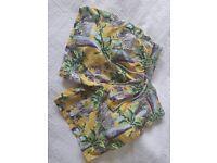 2 x Men's Vilebrequin swimming shorts - Size L
