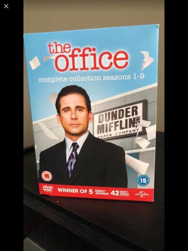 The Office U S Series 1 9 Box Set In Hull East Yorkshire Gumtree