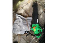 powerbase leaf blower in working condition,