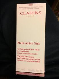 Clarins Revitalising Night Cream 15ml