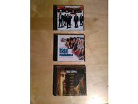 Original film soundtrack albums (3)