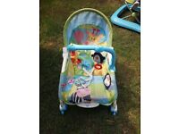 Fisher price Newborn to Toddler rocker --- £ 15