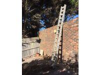 Abru Starmaster 400 Alloy Ladder