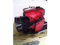 Fujifilm FinePix SL240 Digital Camera (14MP, 24x Optical Zoom) 3 inch LCD Screen