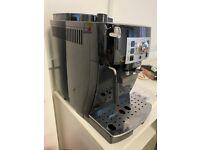 De'Longhi Magnifica S, Automatic Bean to Cup Coffee Machine, Espresso and Cappuccino Maker