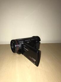 Panasonic HD video camera SD700