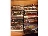 58 Dvd's