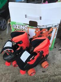 Adjustable skates size 12-3