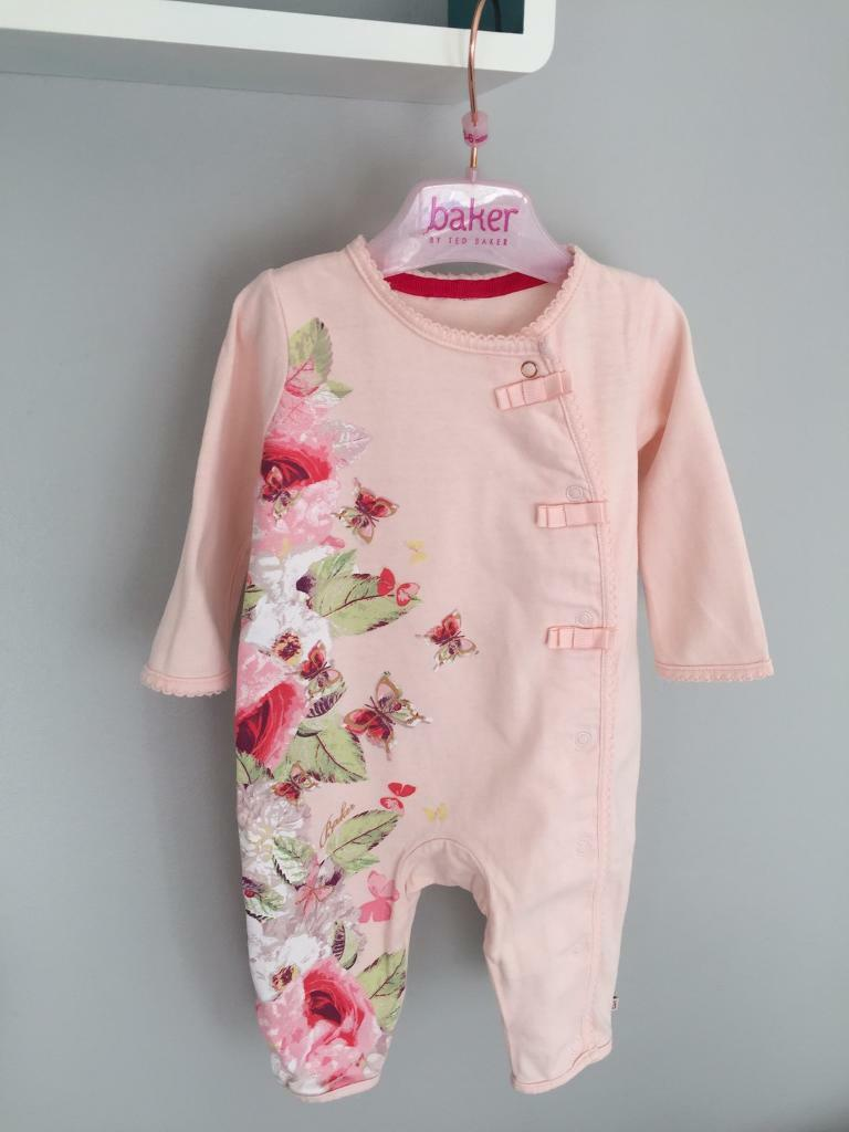 Ted Baker Baby Clothes
