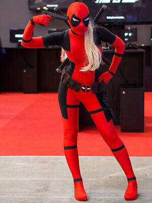 Deadpool. Foto: Sergey Galyonkin
