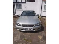 LEXUS IS 200 TWO Owners Very Clean Factory Sat Navigation System Service History 65,000 Miles