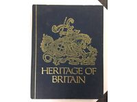 Heritage of Britain : Great Moments in the Story of an Island Race (Hardcover)