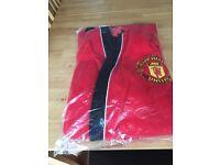 Brand new Mens Xxl Mancgester United dressing gown