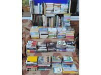 Huge collection of mixed BOOKS