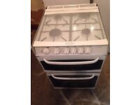 CANNON White Very Nice Fully Gas Cooker 55cm wide & Fully Working Order