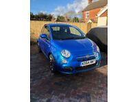 FIat 500S in Electronic Blue. One owner from new.Very good condition