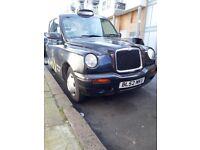 London Tx2 black cab for sale