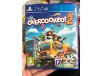Overcooked 2 PS4 game Swap for Xbox One version