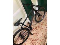 Carrera vengeance bike