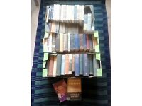 60 x English history & World history books - job lot / collection