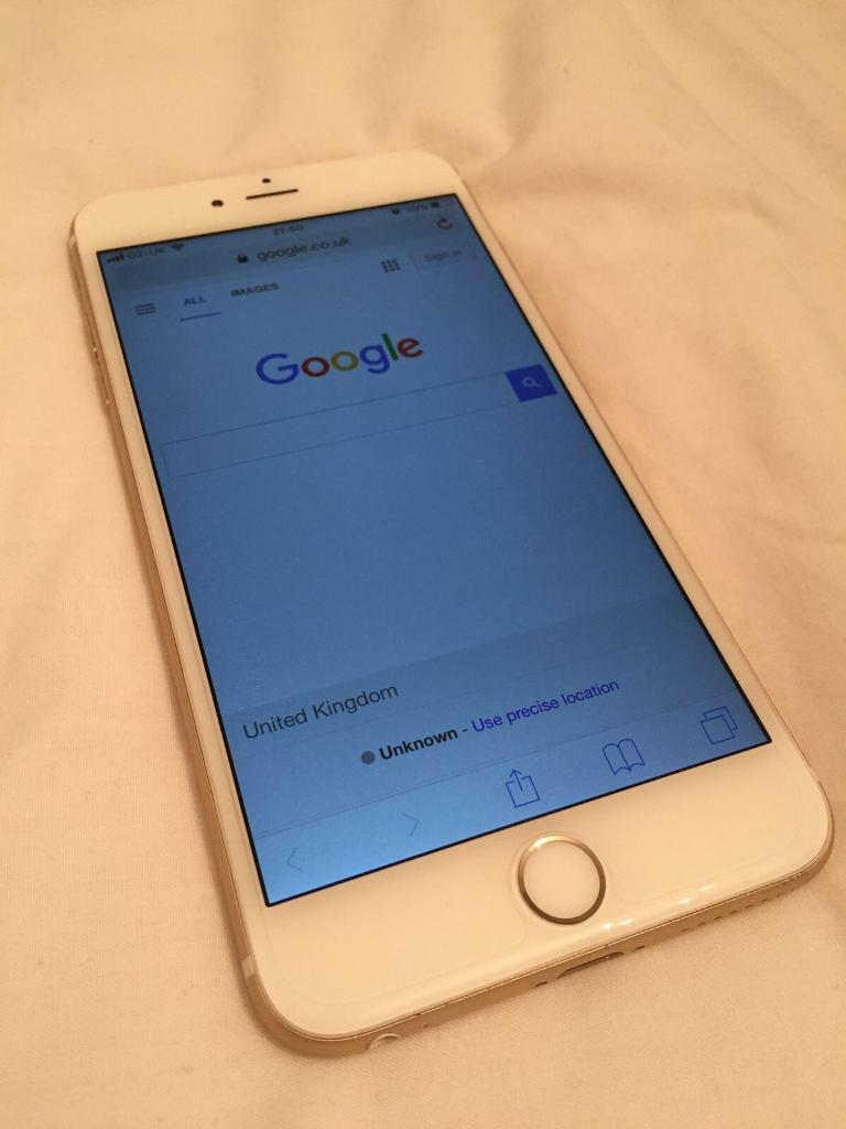 Apple iPhone 6 Plus, 128GB, Gold, Unlocked