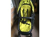 Graco Evo Pushchair in lime