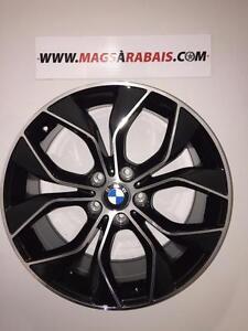 MAGS 19 OU 20 POUCES BMW X3 + PNEUS ! ***MAGS A RABAIS 3 SUCCURSALES QUEBEC LAVAL MIRABEL***