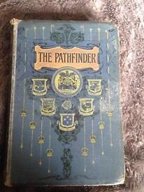 The pathfinder j.fenimor cooper collectible book