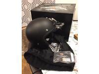 Harley Davidson Motorbike Helmet Size Medium