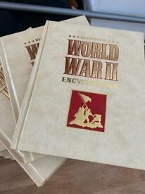 Encyclopaedias of world war 11