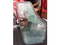 JCB door window brand new