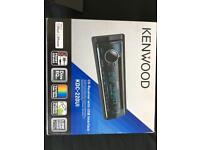 Kenwood LED colour Display Stereo
