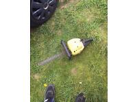 McCulloch petrol hedge trimmer perfect working order