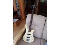 Warwick Rockbass Corvette Standard Bass + 30 Watt Ashdown Perfect 10 Bass Amp