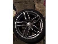Audi A3 RS6 Alloy wheels