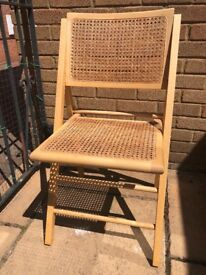 John Lewis Garden chairs never been used