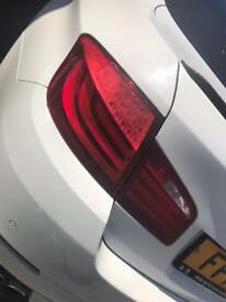BMW 5-Series f10 taillights