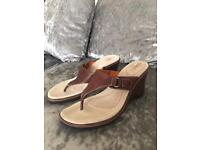 Rockport Wedges shoes size 6 NEW
