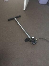 Pump for air rifle