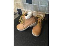 Next desert boots.