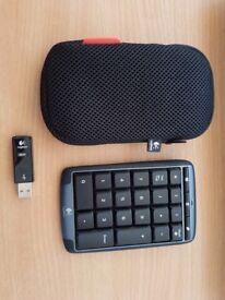 Logitech Wireless Numpad