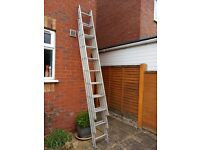 Ladders Clima Triple Extension Ladders 7mts