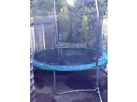 Second Hand Trampoline For Sale