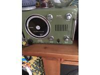 Old boat radio
