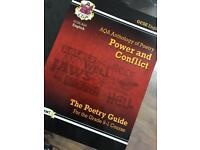 AQA Poetry study guide